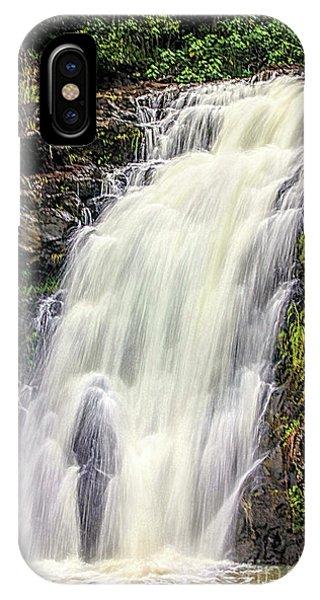Waimea Falls IPhone Case