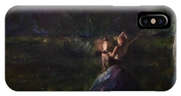 Stephen King iPhone Case - Waiting For Dawn by Stephen King