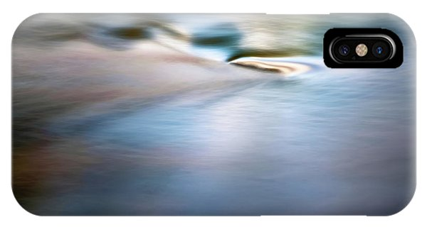 Flow iPhone Case - Waiting For The River by Scott Norris