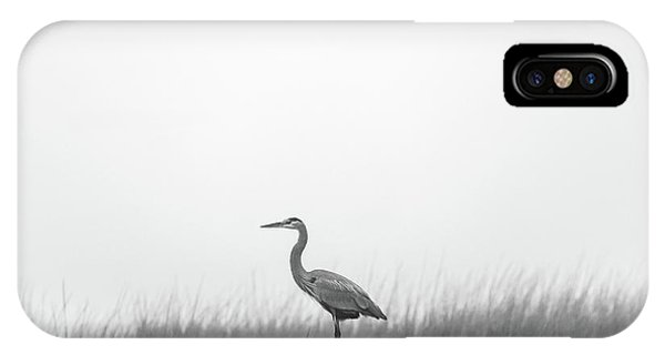 Waiting On The Fog To Clear IPhone Case