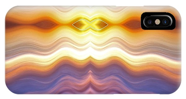 Waking To A New Dawn IPhone Case
