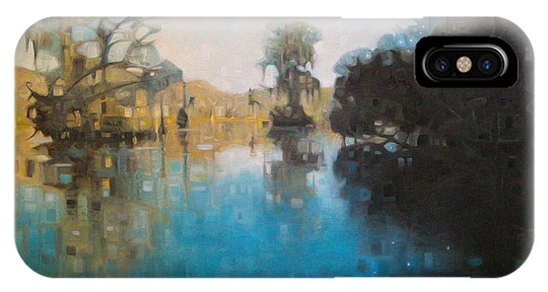 Wakulla iPhone Case - Wakulla Springs Florida by T S Carson