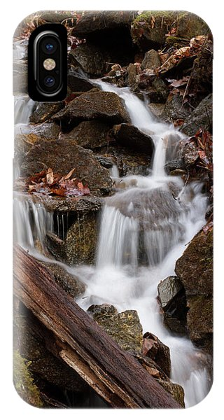Walden Creek Cascade IPhone Case