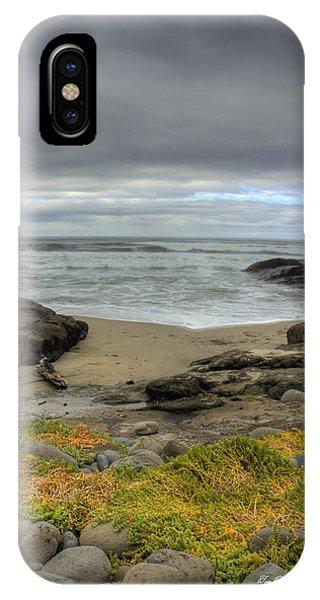 Waldport Beach Beauty IPhone Case