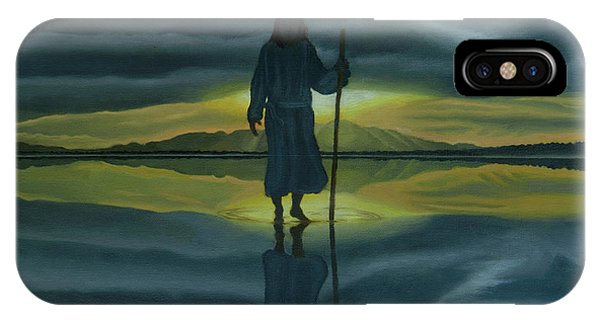 Walk With You IPhone Case
