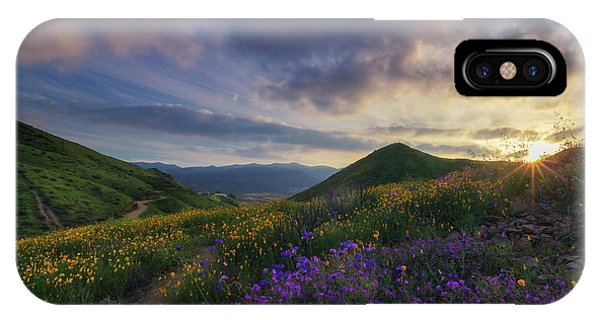 Walker Canyon IPhone Case