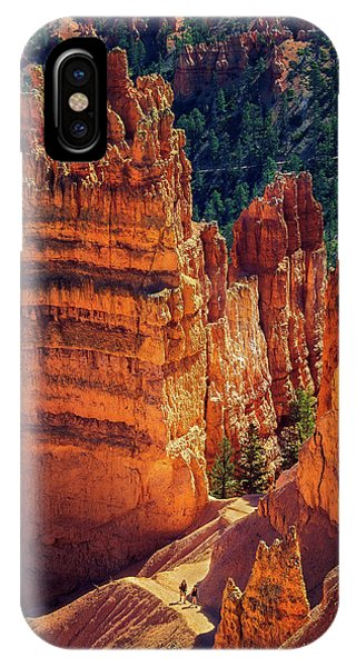 Walking Among Giants IPhone Case