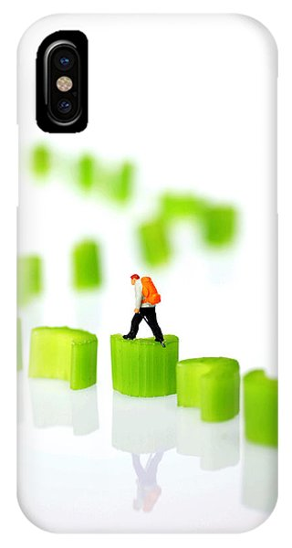 Walking On Celery  IPhone Case