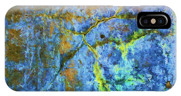 Wall Abstraction I IPhone Case