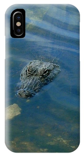 Wally The Gator IPhone Case