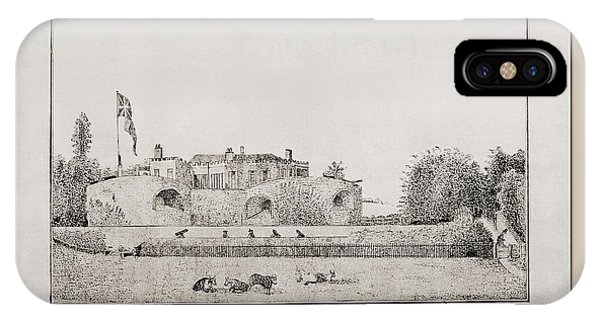 Walmer Castle Kent IPhone Case