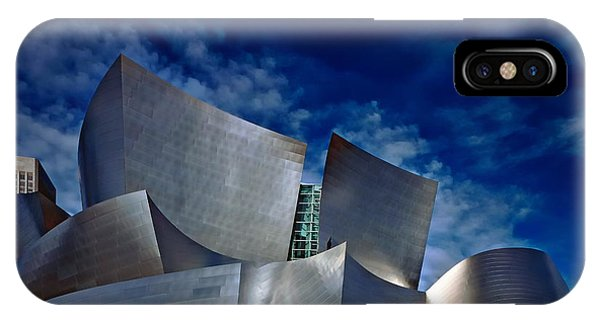 Walt Disney Concert Hall IPhone Case
