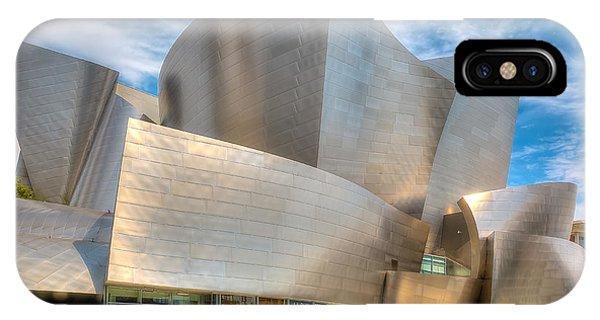 Walt Disney Concert Hall - Los Angeles IPhone Case