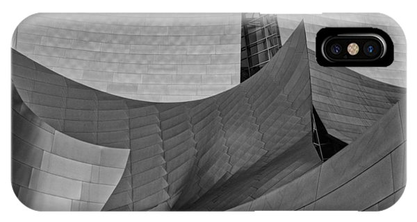 Walt Disney Concert Hall Two IPhone Case