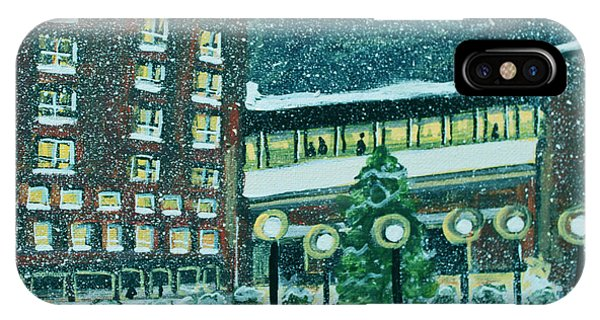 Waltham Hospital On Hope Ave IPhone Case
