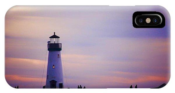 Walton Lighthouse IPhone Case