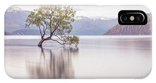 Wanaka Tree IPhone Case