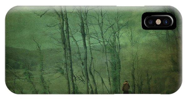 Surrealistic iPhone Case - Wanderer by Zapista Zapista
