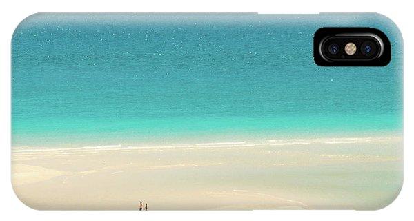 Teal iPhone Case - Wanderlust by Az Jackson