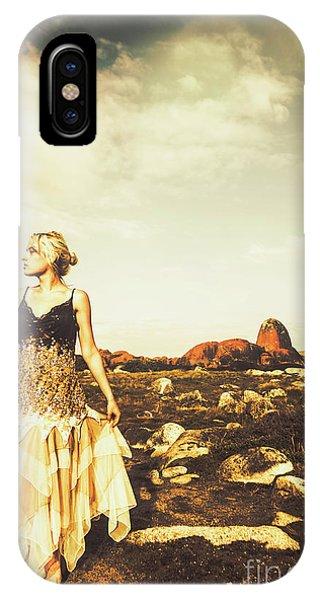 Meditative iPhone Case - Wanderlust Tasmania by Jorgo Photography - Wall Art Gallery
