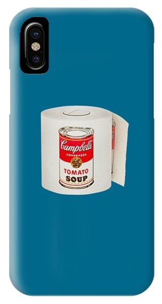 War Roll - Poop Art IPhone Case