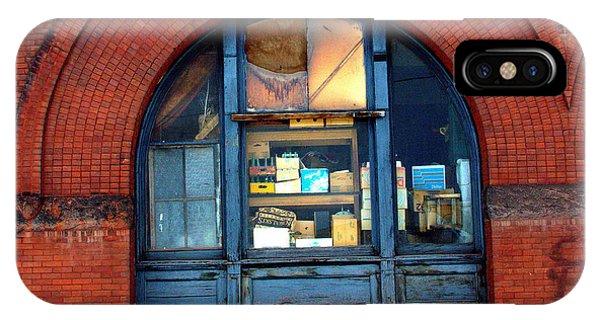 Warehouse IPhone Case