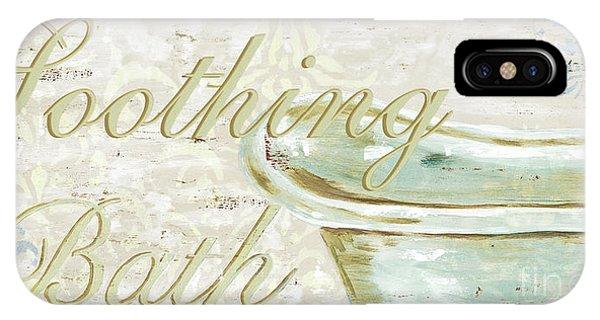 Relaxation iPhone Case - Warm Bath 1 by Debbie DeWitt