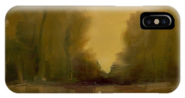 Warm Morning IPhone Case