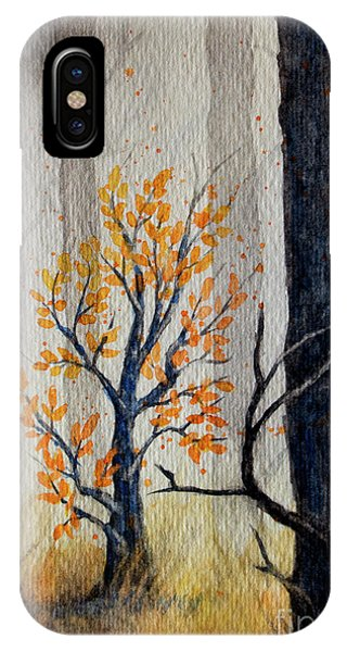 Warmth In Winter IPhone Case