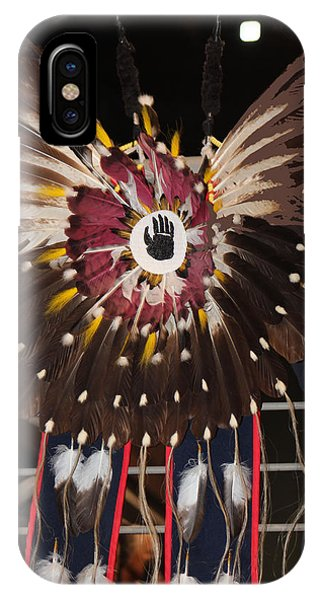 Warrior Feathers IPhone Case