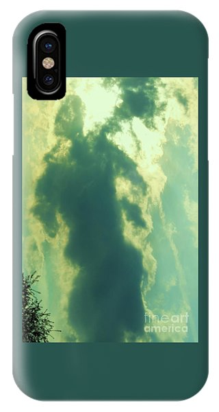 Warrior Hunter IPhone Case