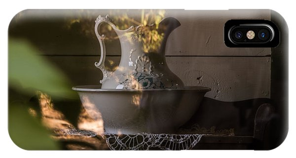 Wash Basin IPhone Case