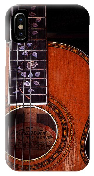 Washburn Guitar IPhone Case