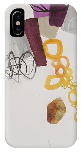 Drawing iPhone Case - Washed Up # 7 by Jane Davies