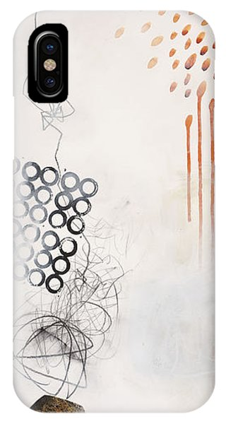 Drawing iPhone Case - Washed Up # 8 by Jane Davies
