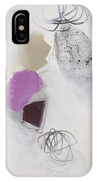 Drawing iPhone Case - Washed Up #3 by Jane Davies