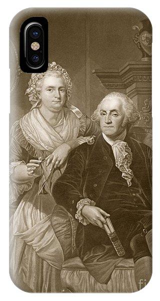 Washington At Home IPhone Case