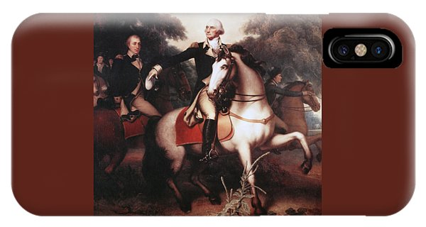 Washington Before Yorktown IPhone Case