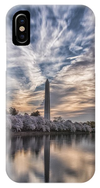 Washington Blossom Sunrise IPhone Case