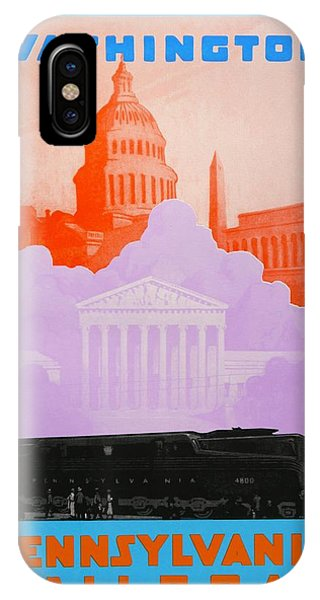 Capitol Building iPhone Case - Washington Dc by David Studwell