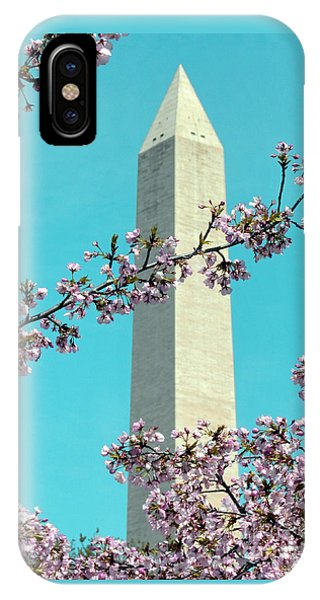 Washington D.c. In Springtime 2 IPhone Case