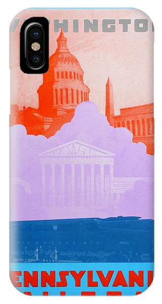 Capitol Building iPhone Case - Washington Dc Iv by David Studwell
