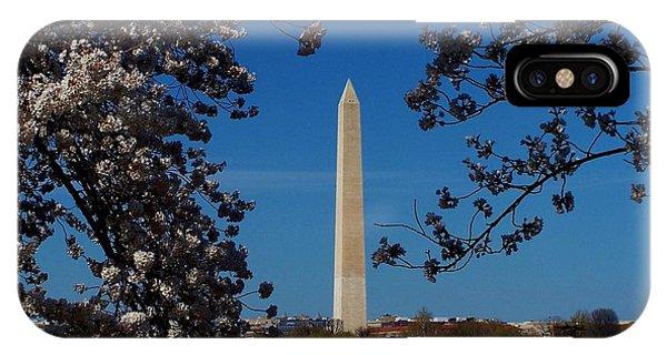 Washington Monument IPhone Case