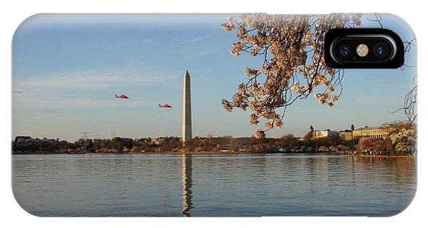 iPhone Case - Washington Monument by Megan Cohen