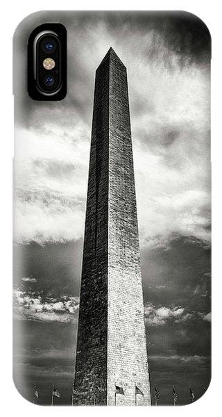 Washington Monumentt IPhone Case