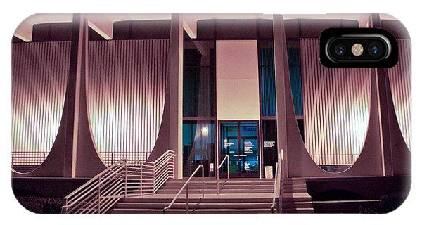 Washington Mutual Bank Building  IPhone Case