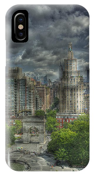 Washington Square IPhone Case