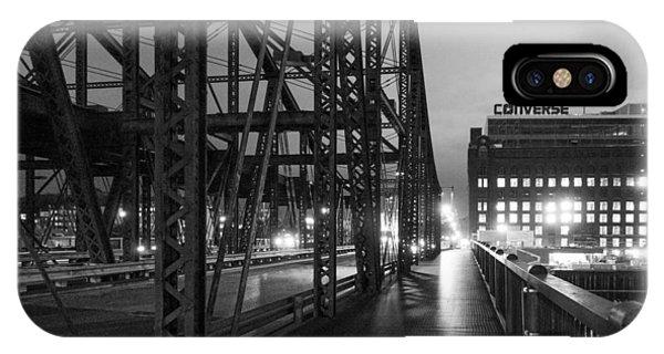 Washington Street Bridge IPhone Case