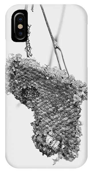 Wasp Nest Heart IPhone Case