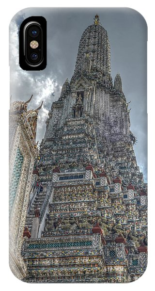 Wat Arun IPhone Case